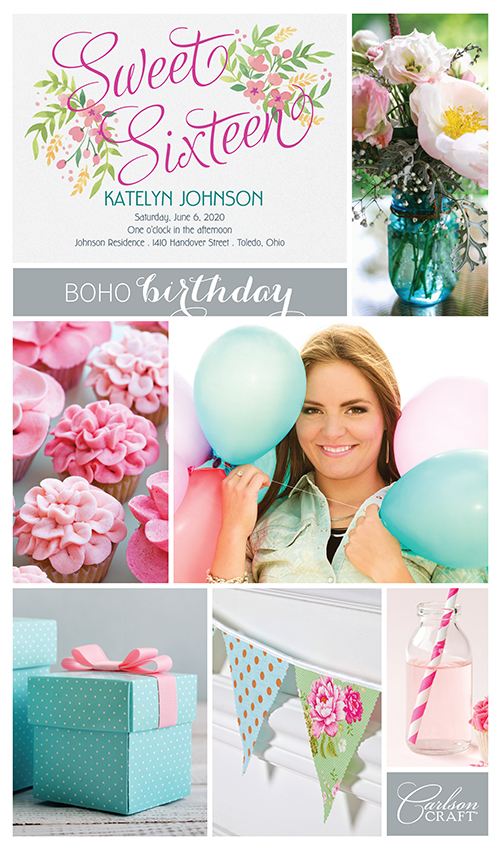 5 Tips For Hosting a Boho Birthday Party