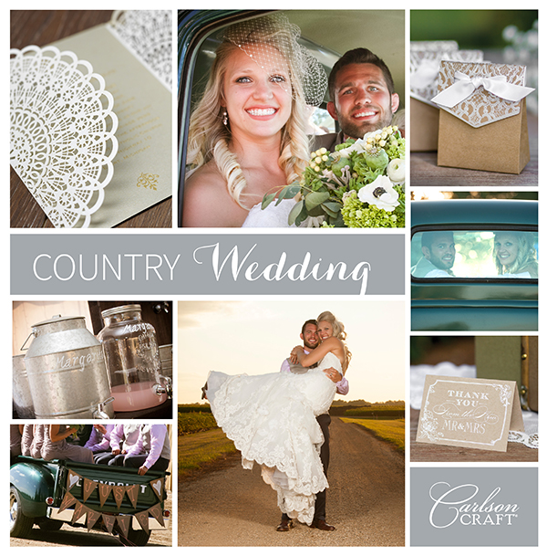 Summer Country Wedding