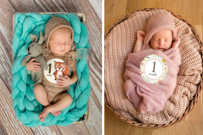 "You'll crush on: baby ""months old"" free printables"