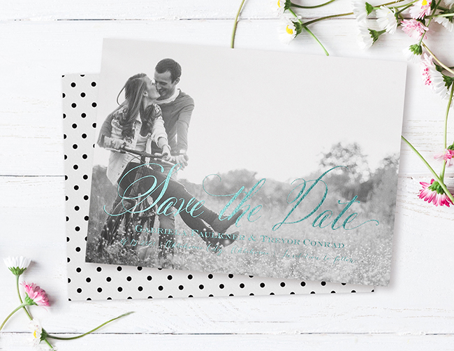 Just lovely save the dates