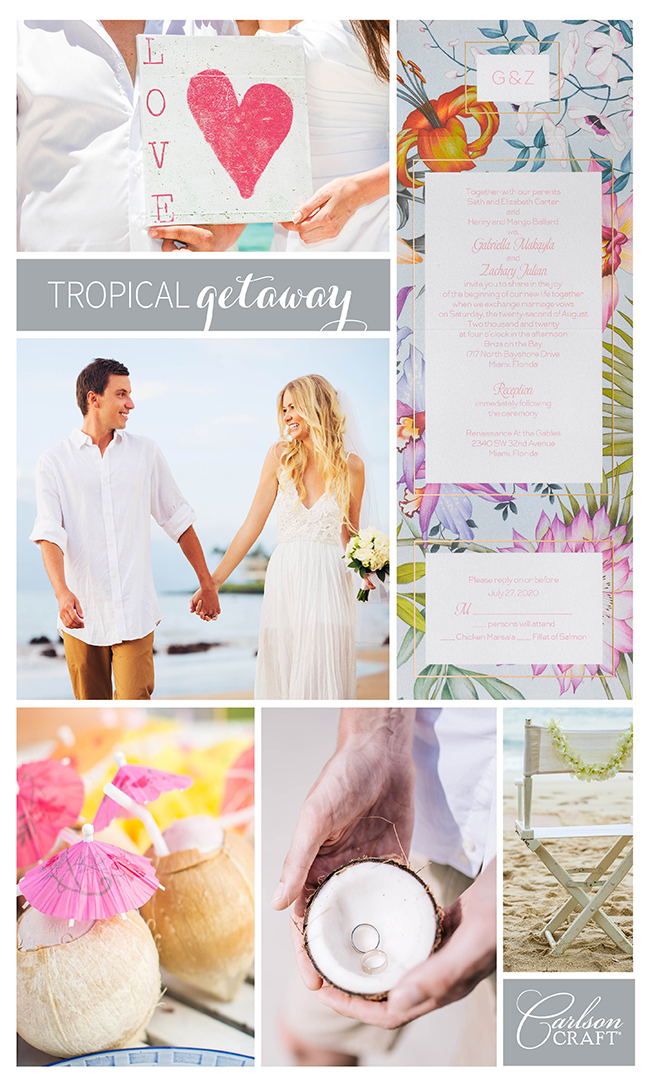 Tropical Paradise Inspiration