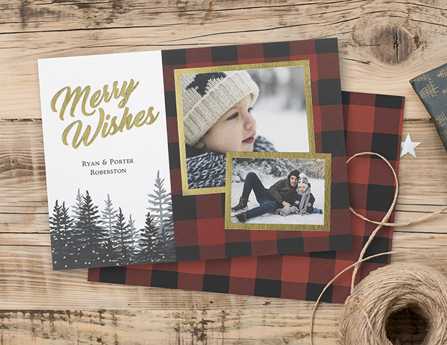 Get a Head Start: Holiday Cards