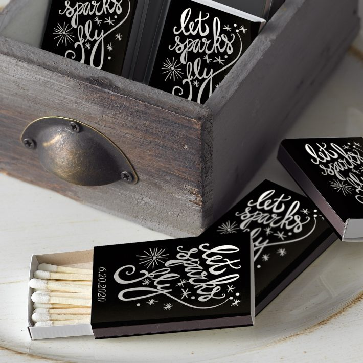 Sparks Will Fly with Personalized Matches