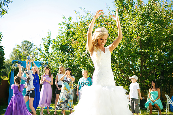Keep or Toss: Wedding Traditions