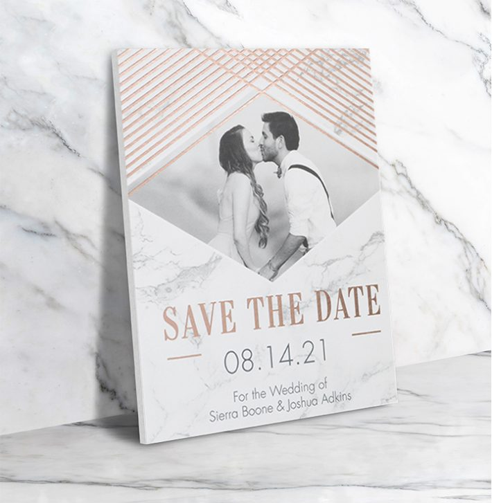 We're Loving: Shining Save the Dates