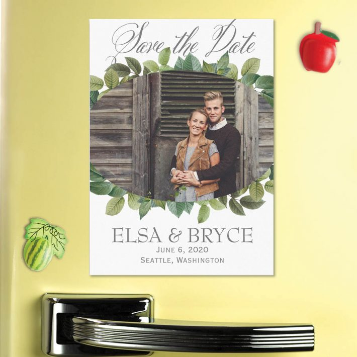 You'll Love: Save the Date Magnets